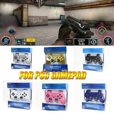 For PS Gamepad Wireless Bluetooth Remote Dual Shock Controller Gamepad Joystick
