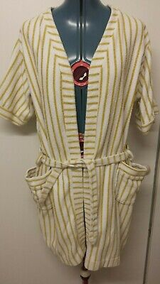 Vintage  terry towelling dressing gown Men's XS S