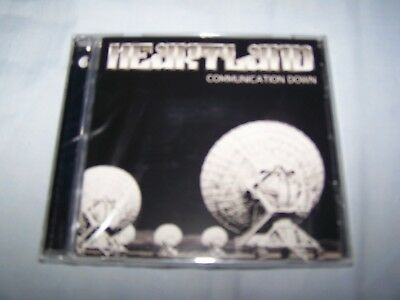 "Heartland ""Communication Down"" 2002 Hard Rock AOR CD"
