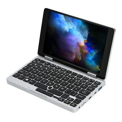 "One Netbook One Mix 2S 7"" 8GB+256GB Dual-Core Pocket Laptop Notebook Tablet PC"