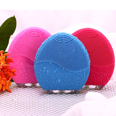 ~FOREO~Luna Mini 2 Face Skin Care Wash Cleansing Brush Device Beauty Facial Iris