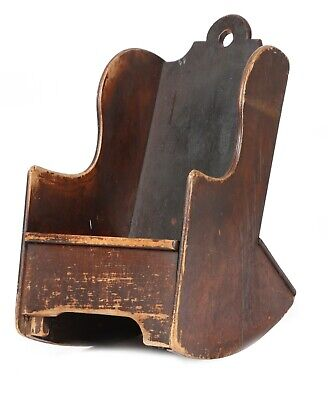 Antique Painted Child's Rocking Chair c.1795