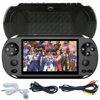 "5.0"" 168Bit Handheld Video Game Built-In 1000 Games Portable Console Player"