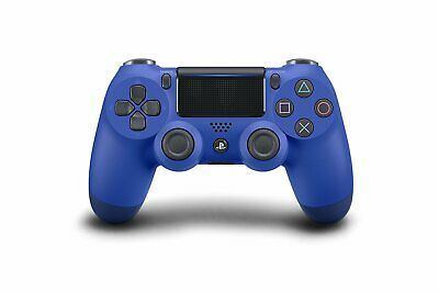 Official PS4 V2 DualShock 4 Controller - Wave Blue - Sony Playstation Controller