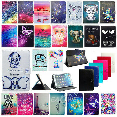 UK For HUAWEI MediaPad T3 8.0 / 10 inch Tablet PC Leather Stand Case Cover