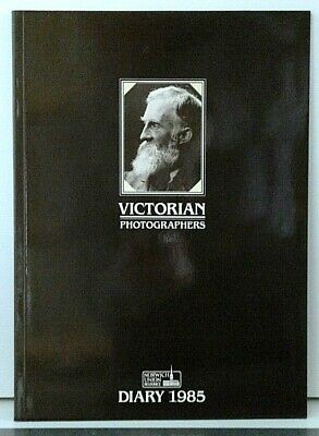 Victorian Photographers Diary 1985 As new. Unmarked. by Norwich Union Insurance