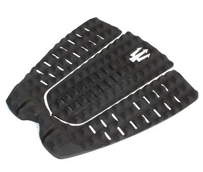 Far King Panther 3 Pce Dynamic Diamond Traction Surfboard Tail Pad RRP$49.99
