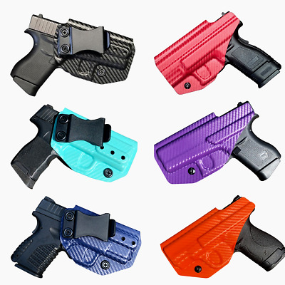 IWB Holsters For Glock / Sig / Taurus / Springfield Concealed Carry Kydex