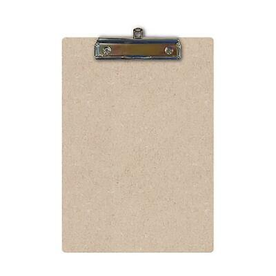 Pronty MDF Bare Wood Clipboard A5+