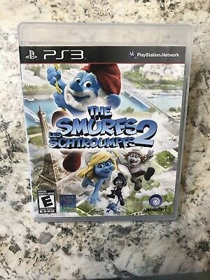 PlayStation 3 Smurfs 2. Very Good Condition, Complete.