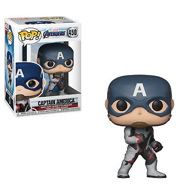 Marvel Avengers #450 - Captain America EndGame - Funko Pop! - Brand New