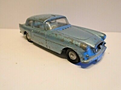 Triang Spot on -  Bristol 406 number 115 in great condition - Blue 1959- 1962