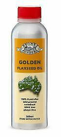 Stoney Creek Org Golden Flaxseed Oil, 280ml