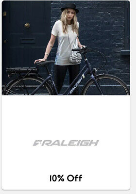 Raleigh - 10% OFF ONLINE