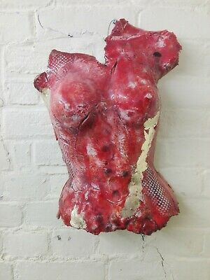 Ceramic Torso Sculpture TORSO 2