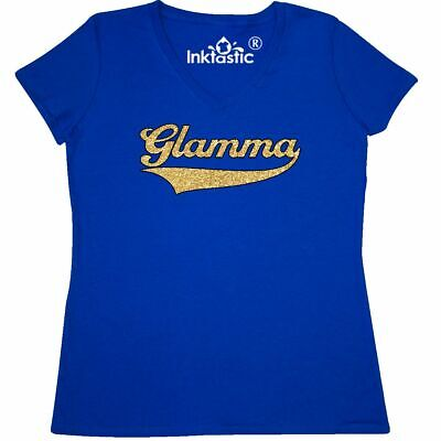 Inktastic Glamma To Be T-Shirt Glam-ma Future Grandma Grandmother Cute Mothers
