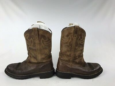 8d7fcc922de MENS DURANGO REBEL Brown/Camo Workin Boots 11EE - $69.95 | PicClick