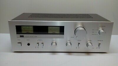 Factory Refurbished Sansui A-40 Stereo Amplifier with Phono Input 3Year Warranty