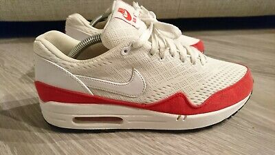 finest selection 90664 76a41 Nike air max 1 red em og colourway uk size 9 TN bw 93 180 87