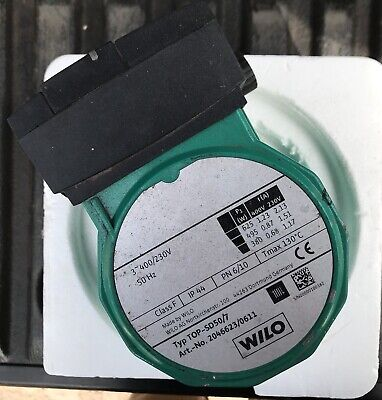 Wilo TOP S/SD 50/7 Replacement Pump Head RMOT 2046623 415v #1471