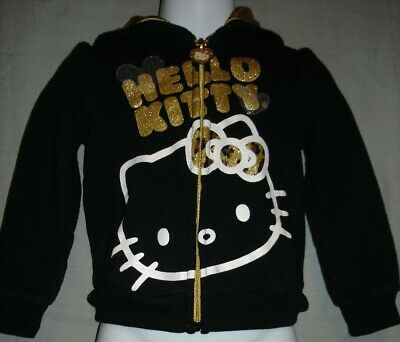 d64f880bf HELLO KITTY SANRIO Faux-Fur Winter Coat Puffer Jacket NWT Toddlers ...