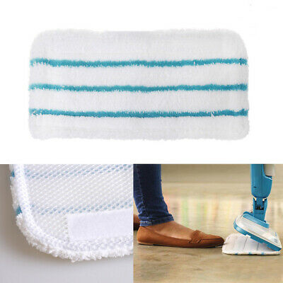 Steam Mop Washable Pad  Coral Velvet  Microfiber Cloth  Replacement  Rag