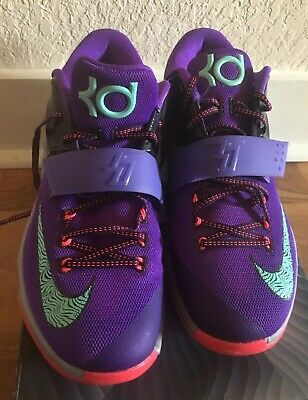 1b1714ccaf97 Nike KD VII 7 Lightning 534 - 653996-535 - Purple - Men s Size 11.0