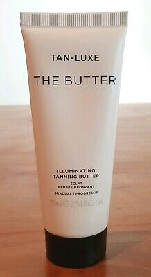 Tan-Luxe The Butter Illuminating Tanning Butter 75ml Travel Size RRP £10