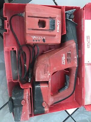 HILTI WSR 650-A CORDLESS RECIPROCATING SAW 24v WSR650A