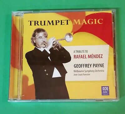 CD - Geoffrey Payne - Trumpet Magic - A Tribute To Rafael Mendez