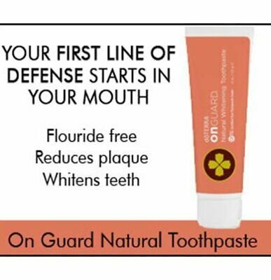 Doterra  - ONGUARD Toothpaste - BNIB - Can combine postage