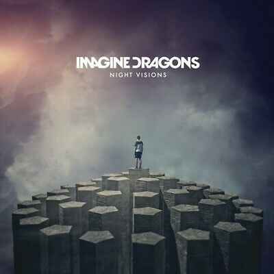 Night Visions by Imagine Dragons (CD, Sep-2012, Interscope) *NEW* *FREE Ship*