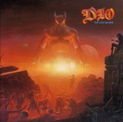 The Last In Line by Dio (CD, Nov-1990, Warner Bros.) *NEW* *FREE Shipping*