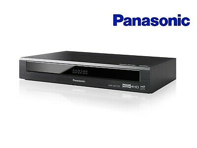 Panasonic DMR-HWT130 Smart 500 GB Recorder with Twin Freeview+ Tuners (Boxed) VW
