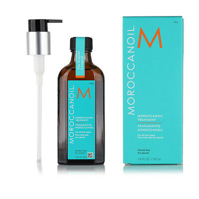 MOROCCANOIL Moroccan oil Treatment Original 3.4oz / 100ml New In Box