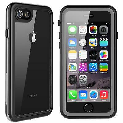 For iPhone 6S Plus/ iPhone 7/8 Plus Waterproof Case Underwater Full Sealed cover