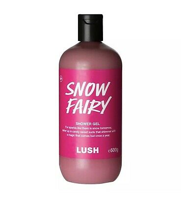 Snow Fairy Shower Gel 500g - Lush Cosmetics - BRAND NEW