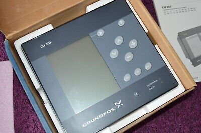 Grundfos Cu 351 Control Unit - New And Unused !!!