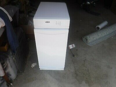 whirlpool white trash compactor
