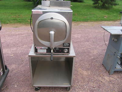 Market Forge Stag-F Steam-It Natural Gas Commercial Pressure Cooker Autoclave