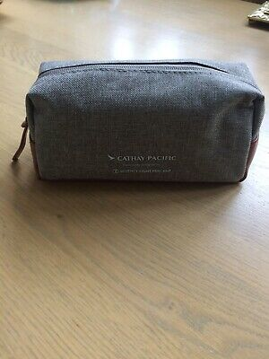 Unopened Business Class Cathay Pacific Seventy Eight Percent Amenity Bag In-flight Gifts/ Amenity Kits Airlines