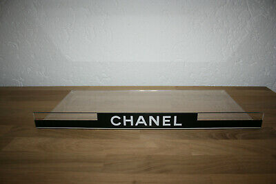 Chanel Tablett Display Aufsteller Deko Werbung