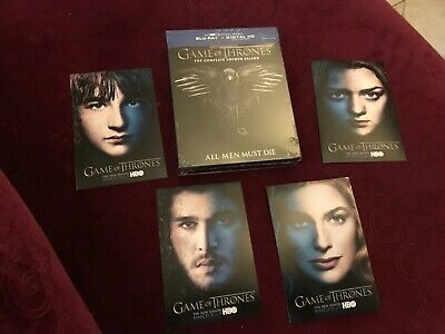 Game of Thrones The Complete Fourth Season Digipack US (Blu-Ray)+ Post Cards