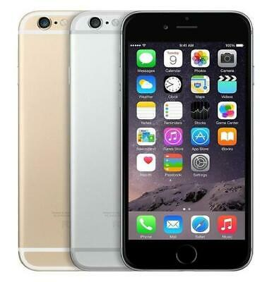 Apple iPhone 6 - 16GB Gold Silver Space Gray Factory UNLOCKED (GSM) Sealed New!
