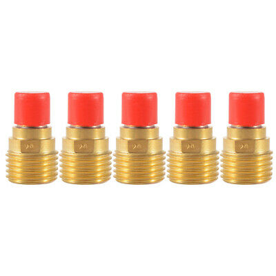 "5pcs 45V44 3/32 ""corps de Collet gaz Soudage TIG 2.4mm durable BI1274"