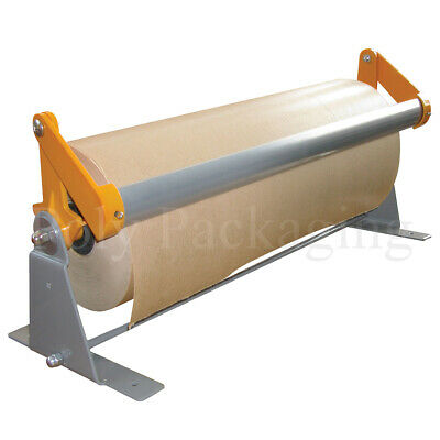 1 x KRAFT PAPER ROLL DISPENSER(900mm Wide) FAST WRAPPING Brown Rolls Posting