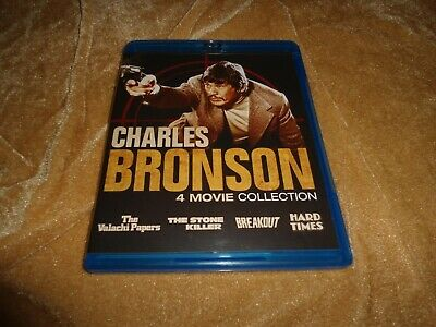 Charles Bronson: 4 Movie Collection (1972 - 1975) [2 Disc Region: A Blu-ray]