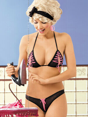 Obsessive Lingerie Hottie Set  sexy hot