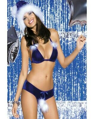 Obsessive Lingerie Snowflake Set hot sexy