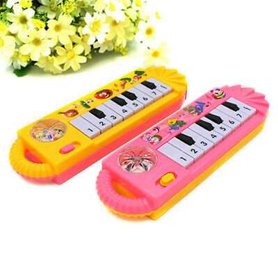 1pcs Toddler Kids Musical Piano Developmental Early Educational Infant Baby Toys